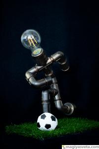 Светильник Футболист